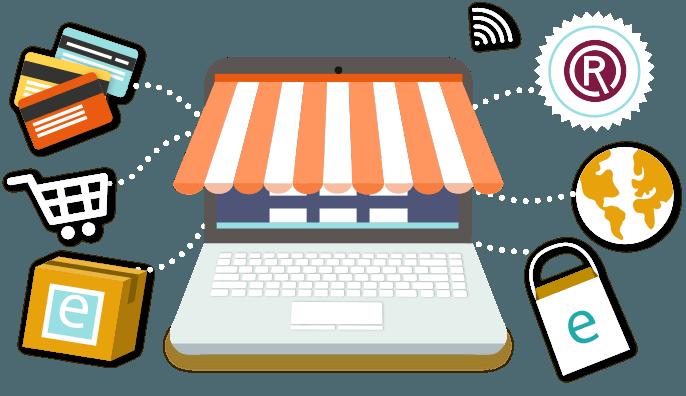 изготовление интернет магазинов под ключ