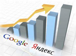 Yandex site Google