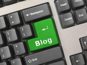 Прикольная картинка про блог