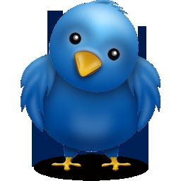 Птица счастья твиттера